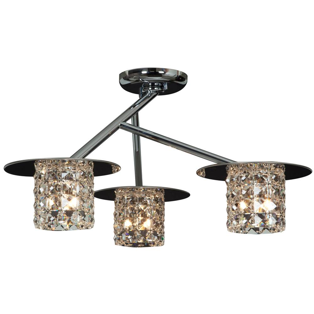 Access Lighting Semi Flush Ceiling Lights item 23924-CH/CCL