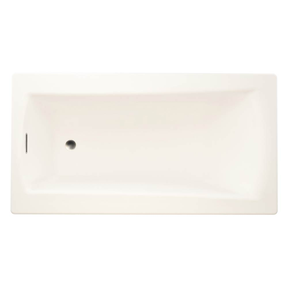 Aquatic Drop In Air Bathtubs item W51AIR7232DB-WH