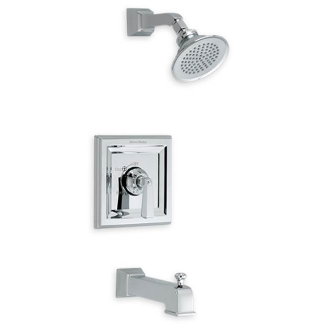 American Standard Showers Tub And Shower Faucets | The Elegant ...