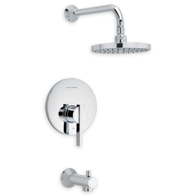 American Standard Showers Tub And Shower Faucets The Elegant