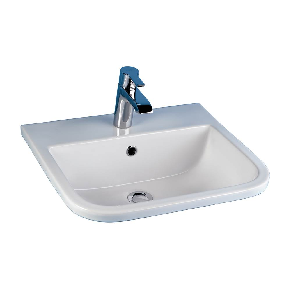 Barclay Drop In Bathroom Sinks item 4-188WH