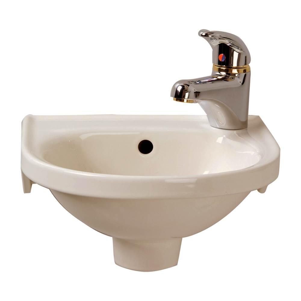 Sinks Bathroom Sinks Wall Mount Designer Finishes | The Elegant ...