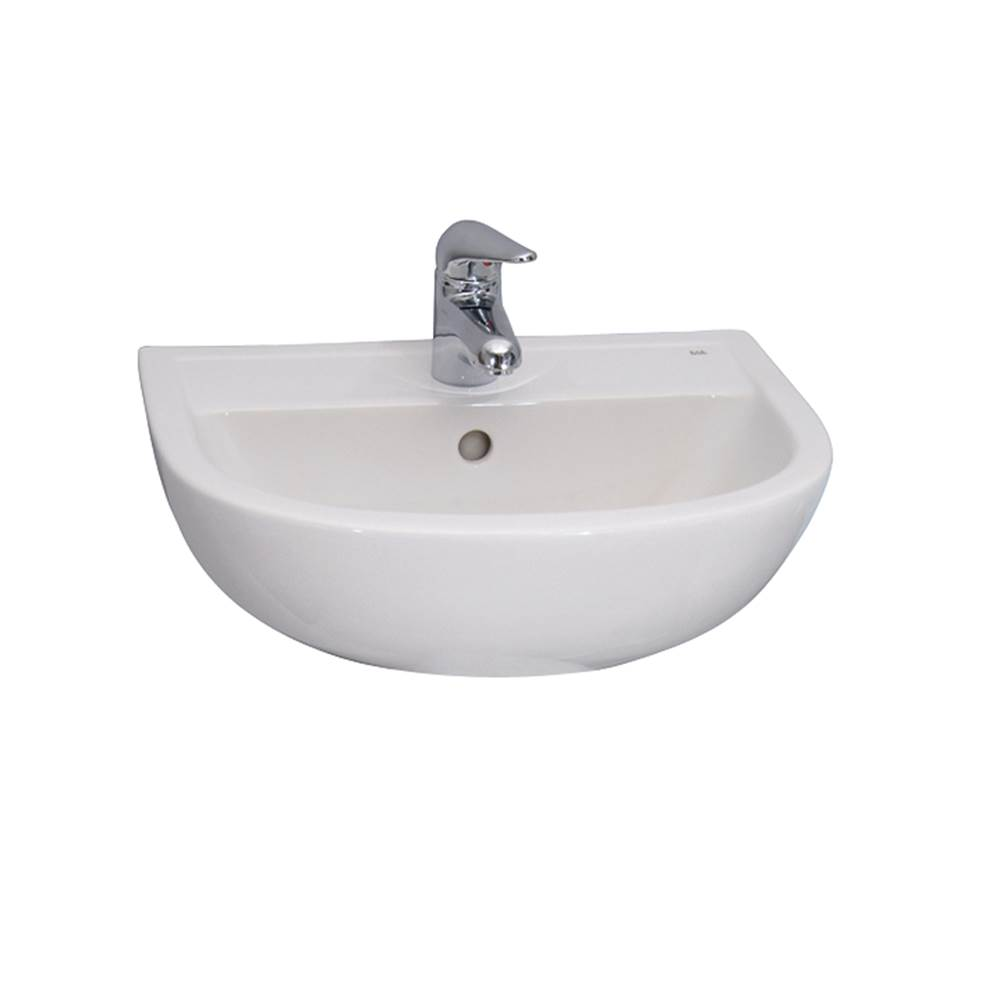 Barclay Wall Mount Bathroom Sinks item 4-544WH