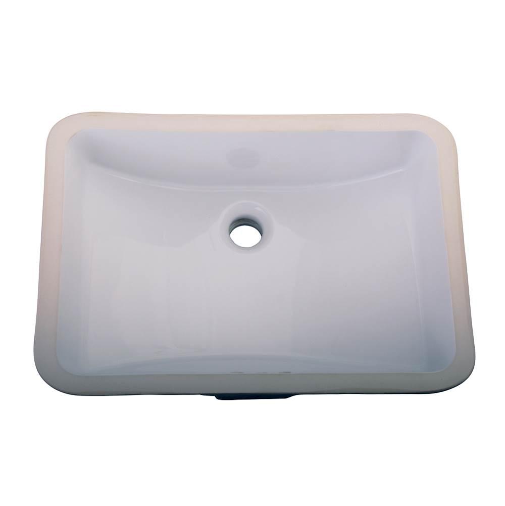 Sinks Bathroom Sinks Undermount | The Elegant Kitchen and Bath ...