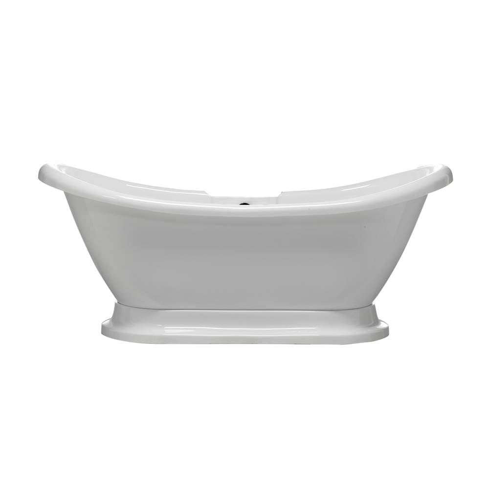 Barclay Drop In Soaking Tubs item ATDSNTD63RB-WH