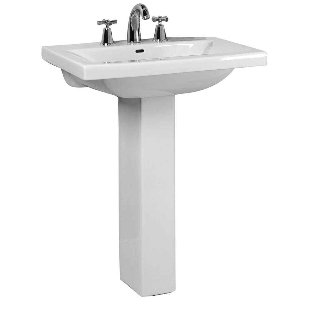 Barclay Complete Pedestal Bathroom Sinks item B/3-274WH