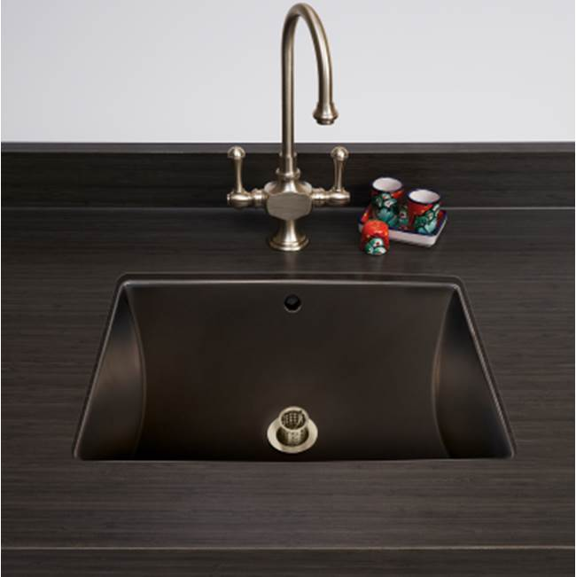 Bates And Bates Drop In Bathroom Sinks item P0914.D.WH