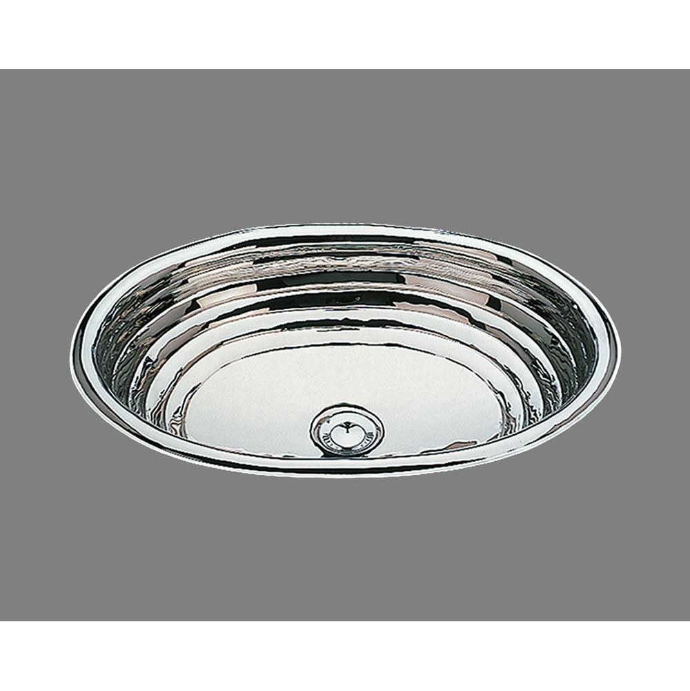 Bates And Bates Drop In Bathroom Sinks item B1318R.CP