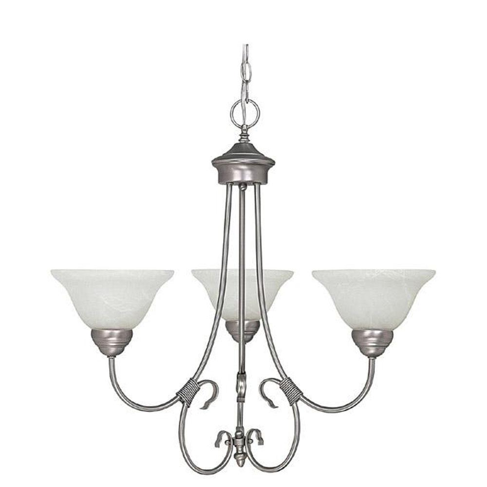 Capital Lighting Single Tier Chandeliers item 3223MN-220