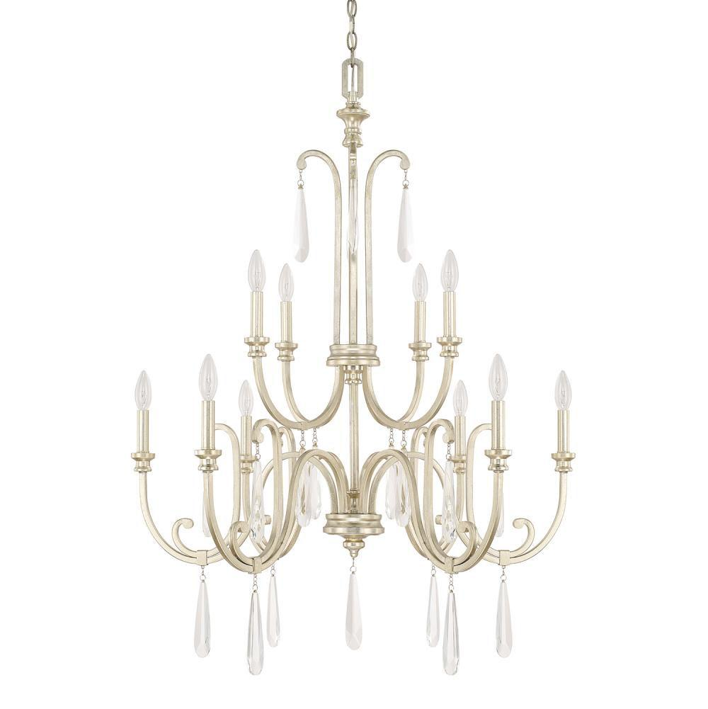 Capital Lighting Multi Tier Chandeliers item 413601WG