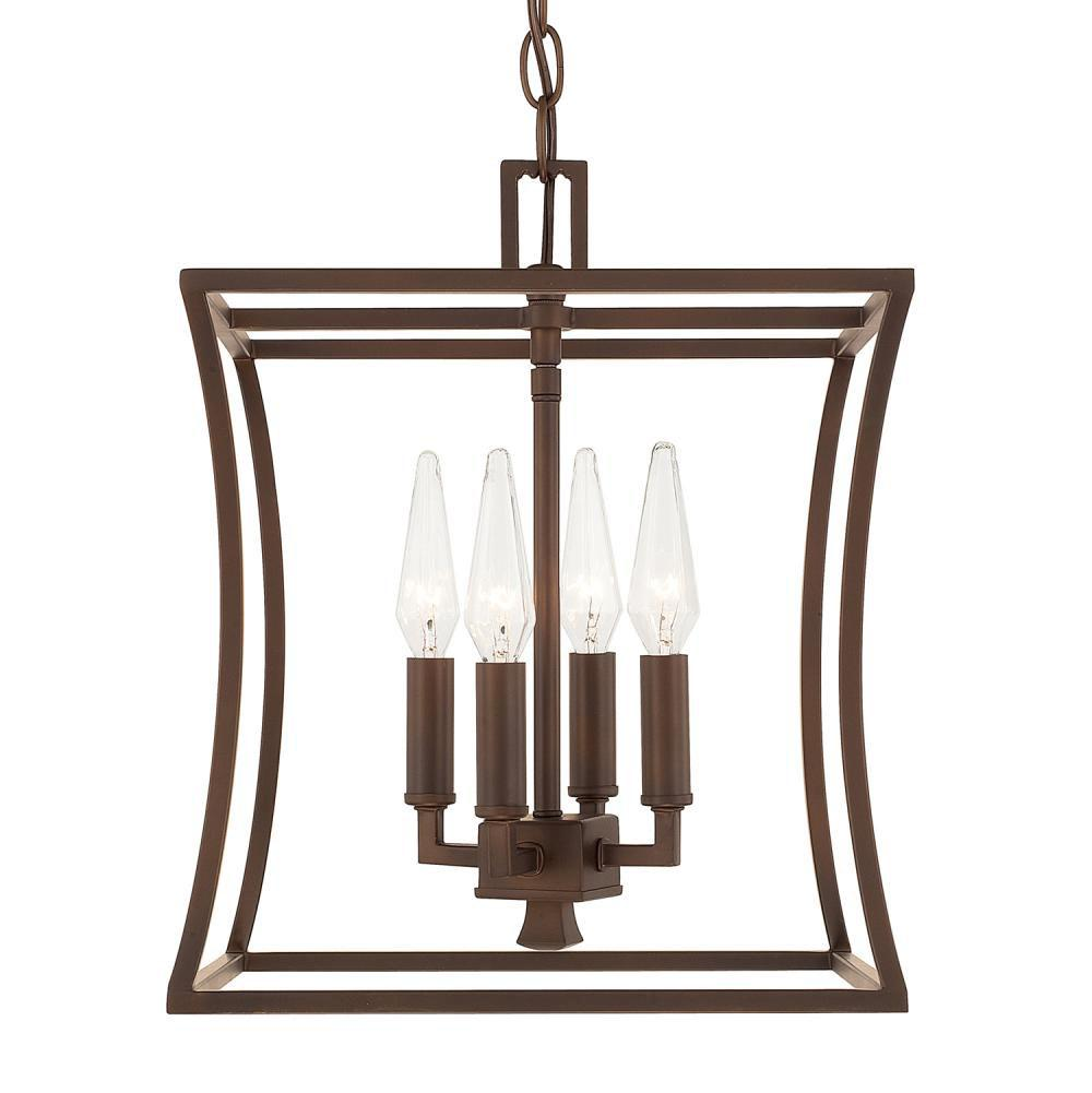 Capital Lighting Cage Pendants Pendant Lighting item 510141BB