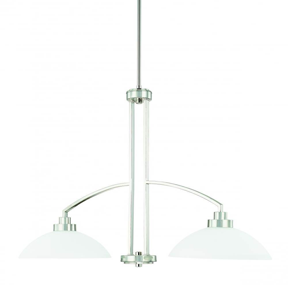 Capital Lighting Kitchen The Elegant Kitchen And Bath - 2 light island chandelier