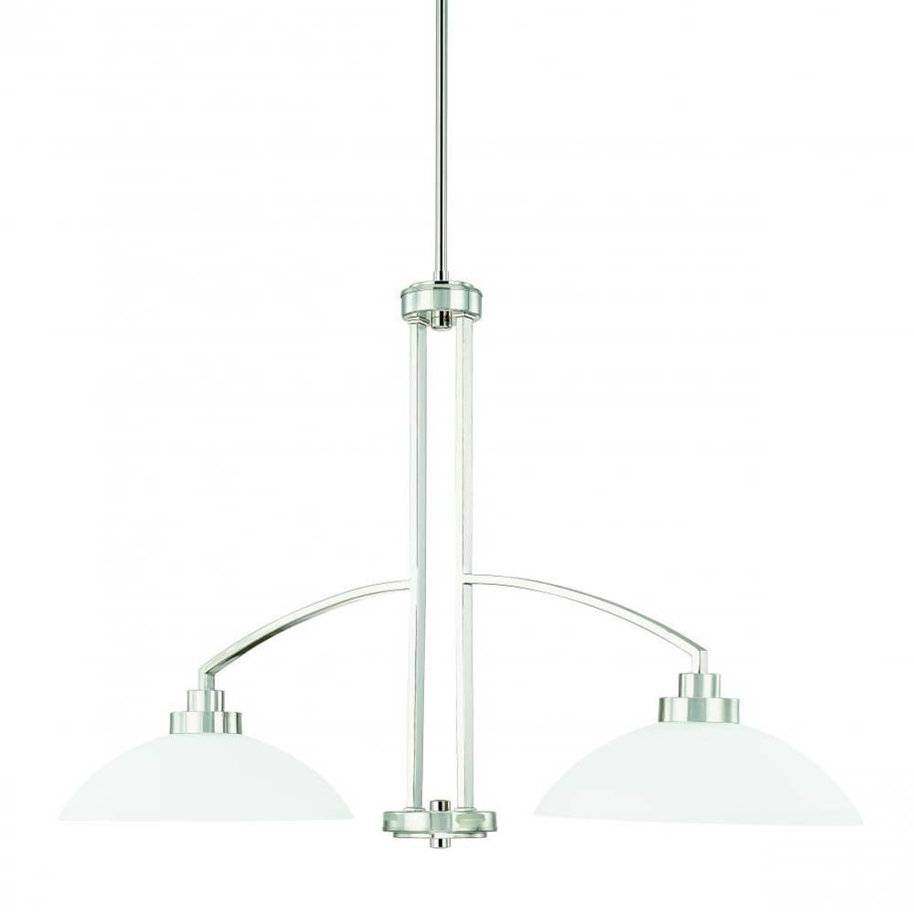 Capital Lighting Kitchen The Elegant Kitchen And Bath - 2 light island chandelier