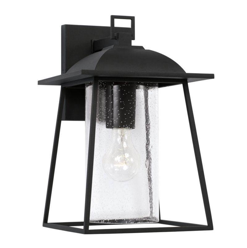 Capital Lighting Wall Lanterns Outdoor Lights item 943612BK