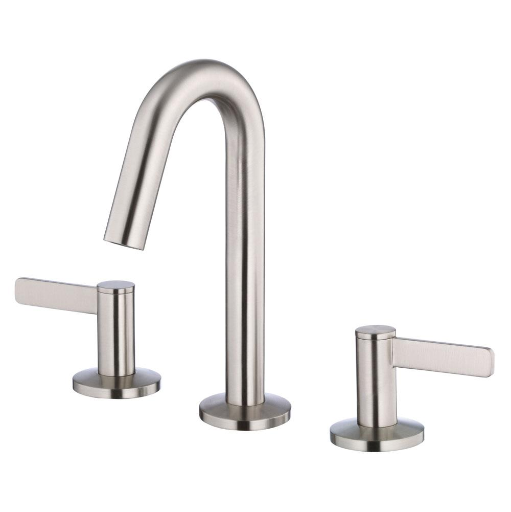 polished bathroom faucets faucet pni nickel fau contemporary aqua sink modern