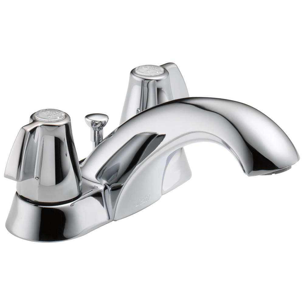 Delta Faucet Centerset Bathroom Sink Faucets item 2520LF-TPM