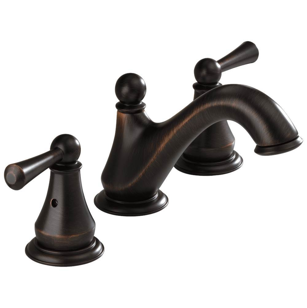 Delta Faucet Faucets Bathroom Sink Faucets Widespread | The Elegant ...