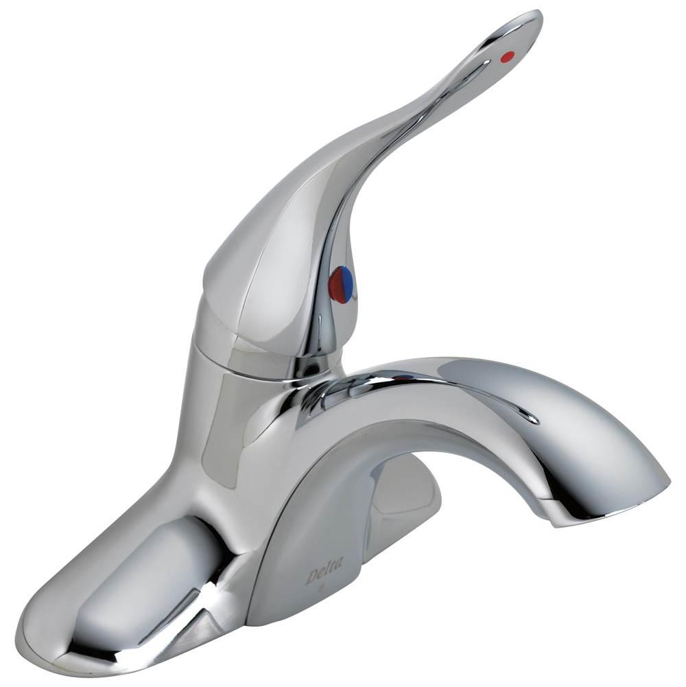 Delta Faucet Faucets Bathroom Sink Faucets Centerset | The Elegant ...