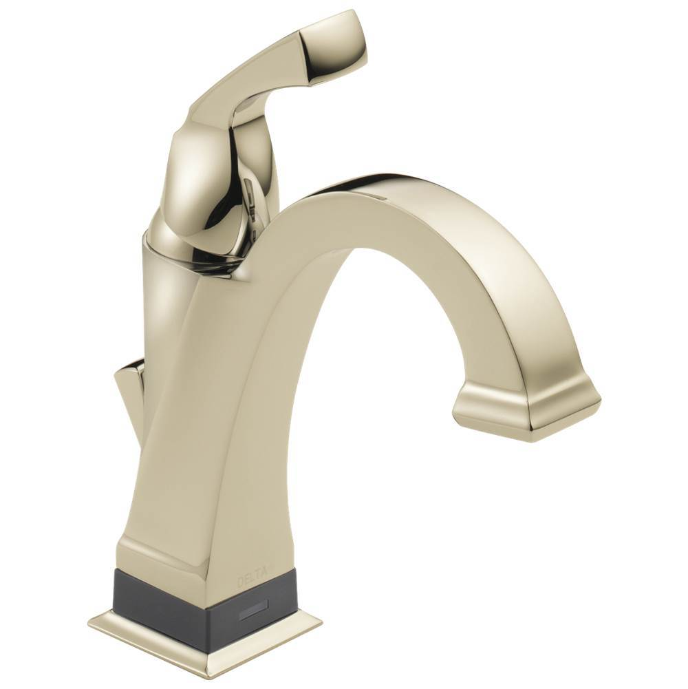 Delta Faucet Single Hole Bathroom Sink Faucets item 551T-PN-DST