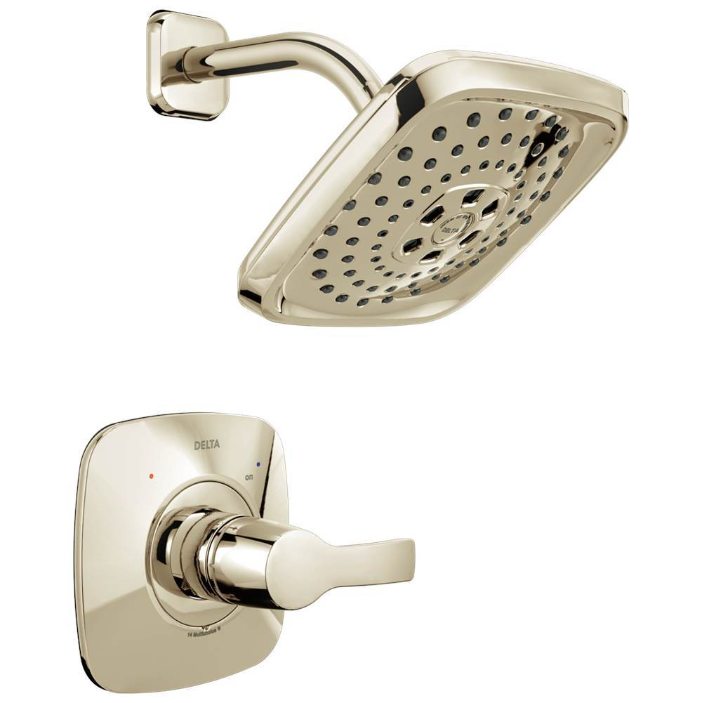 Delta Faucet Showers Shower Only Faucets With Head | The Elegant ...