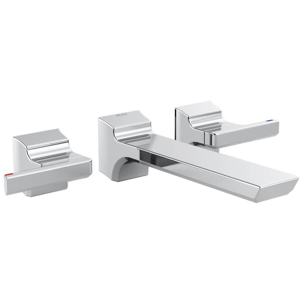 Delta Faucet Wall Mounted Bathroom Sink Faucets item T3599LF-WL