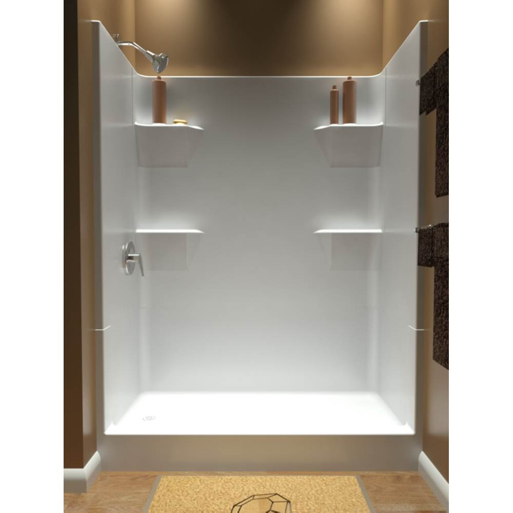 Diamond Tub And Showers Bypass Shower Enclosures item SR4 603182 L or R