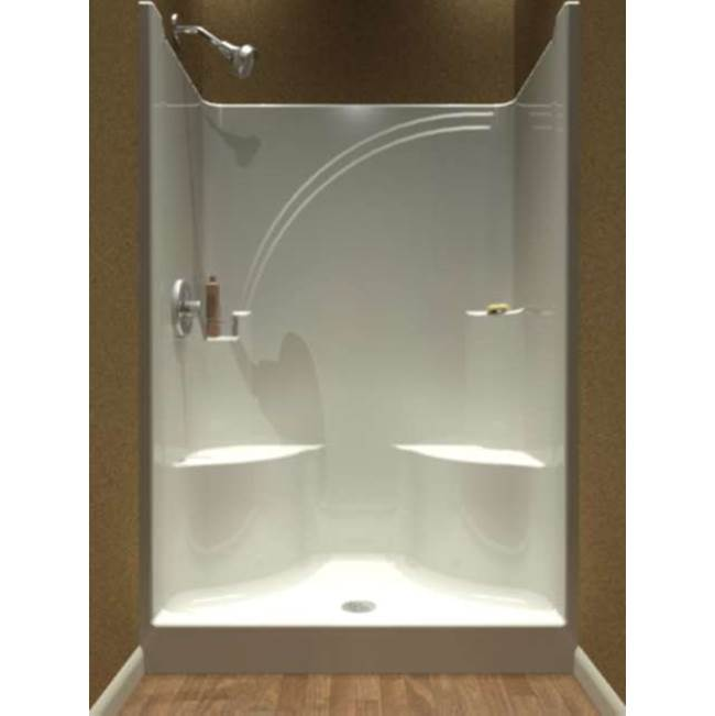 Diamond Tub And Showers Bypass Shower Enclosures item SDS 483073