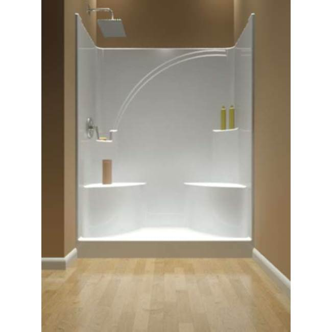 Diamond Tub And Showers Bypass Shower Enclosures item SDS 542873