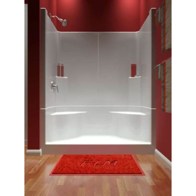 Diamond Tub And Showers Bypass Shower Enclosures item SRDS3 603676