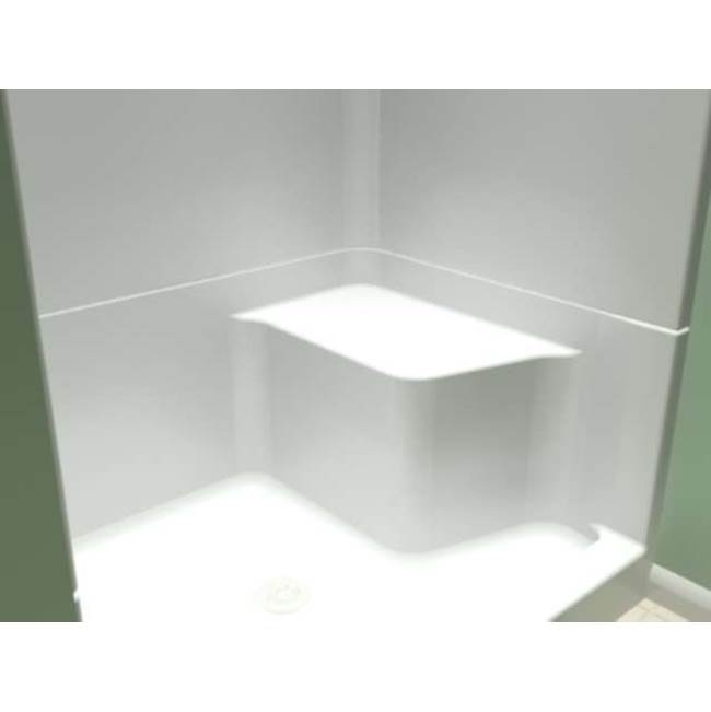 Diamond Tub And Showers Bypass Shower Enclosures item SRRB4 483677
