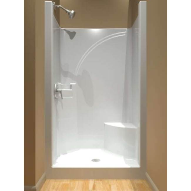 Diamond Tub And Showers Bypass Shower Enclosures item SRS 423173
