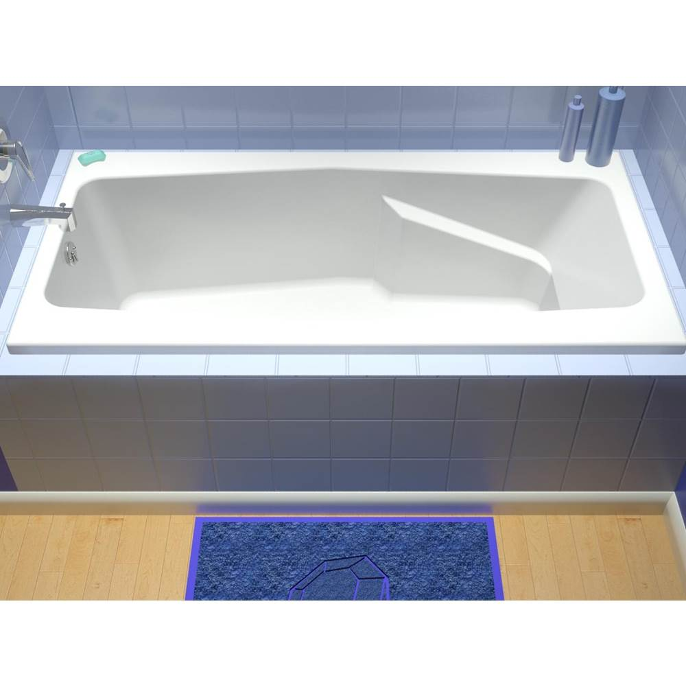 Diamond Tub And Showers Drop In Soaking Tubs item TO 723622 L-R