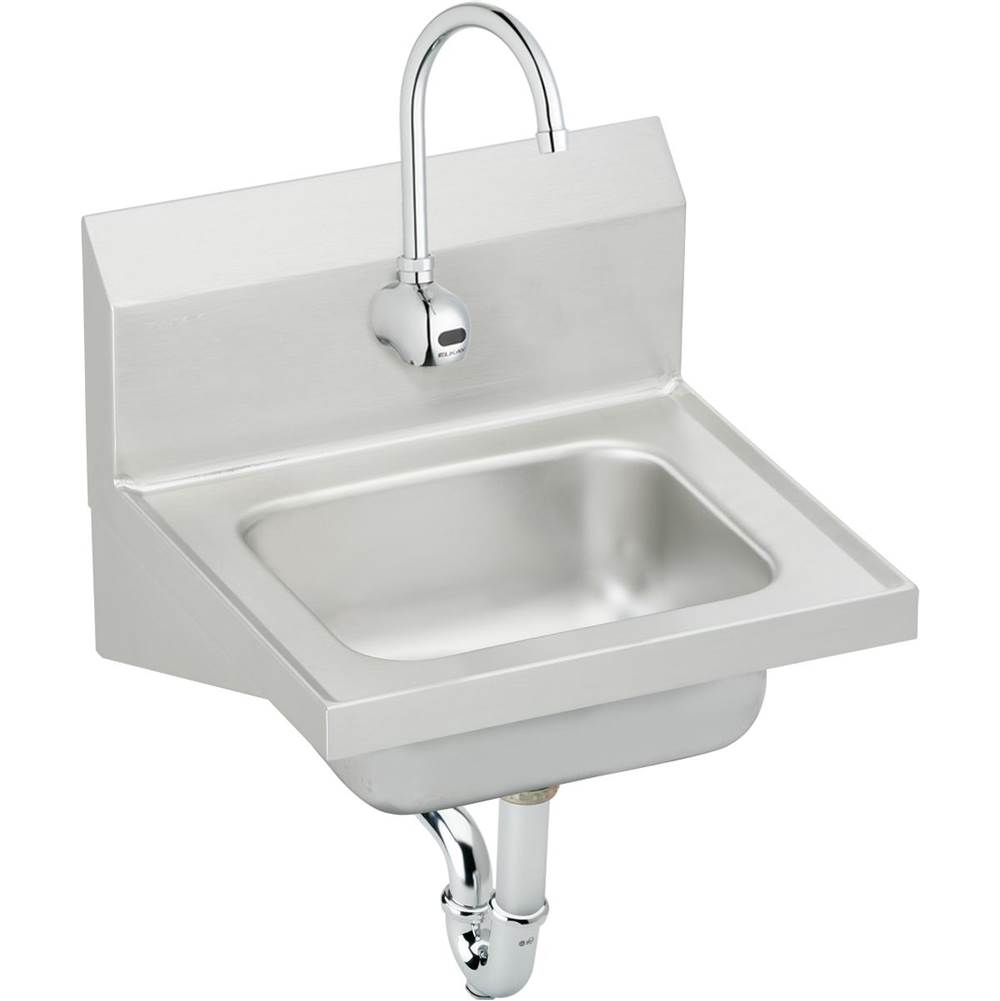 Elkay Wall Mount Laundry And Utility Sinks item CHS1716SACMC