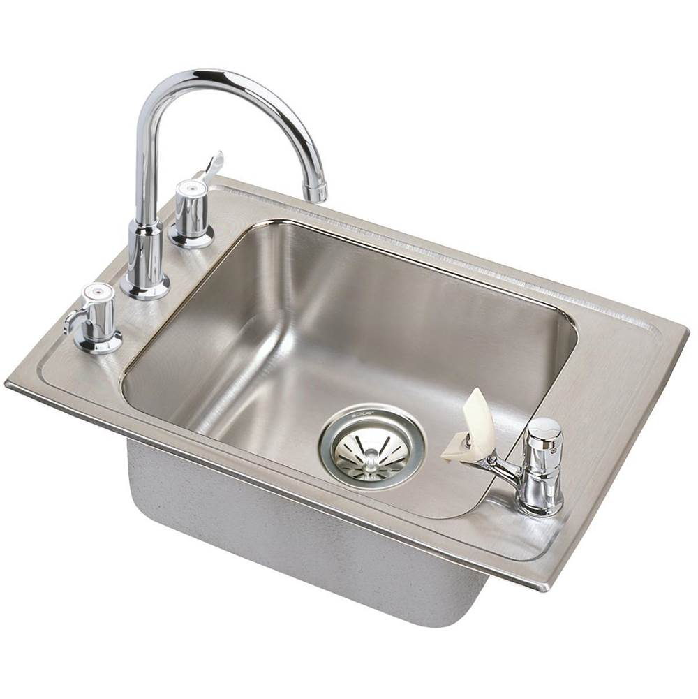 Elkay Drop In Laundry And Utility Sinks item DRKADQ251765C