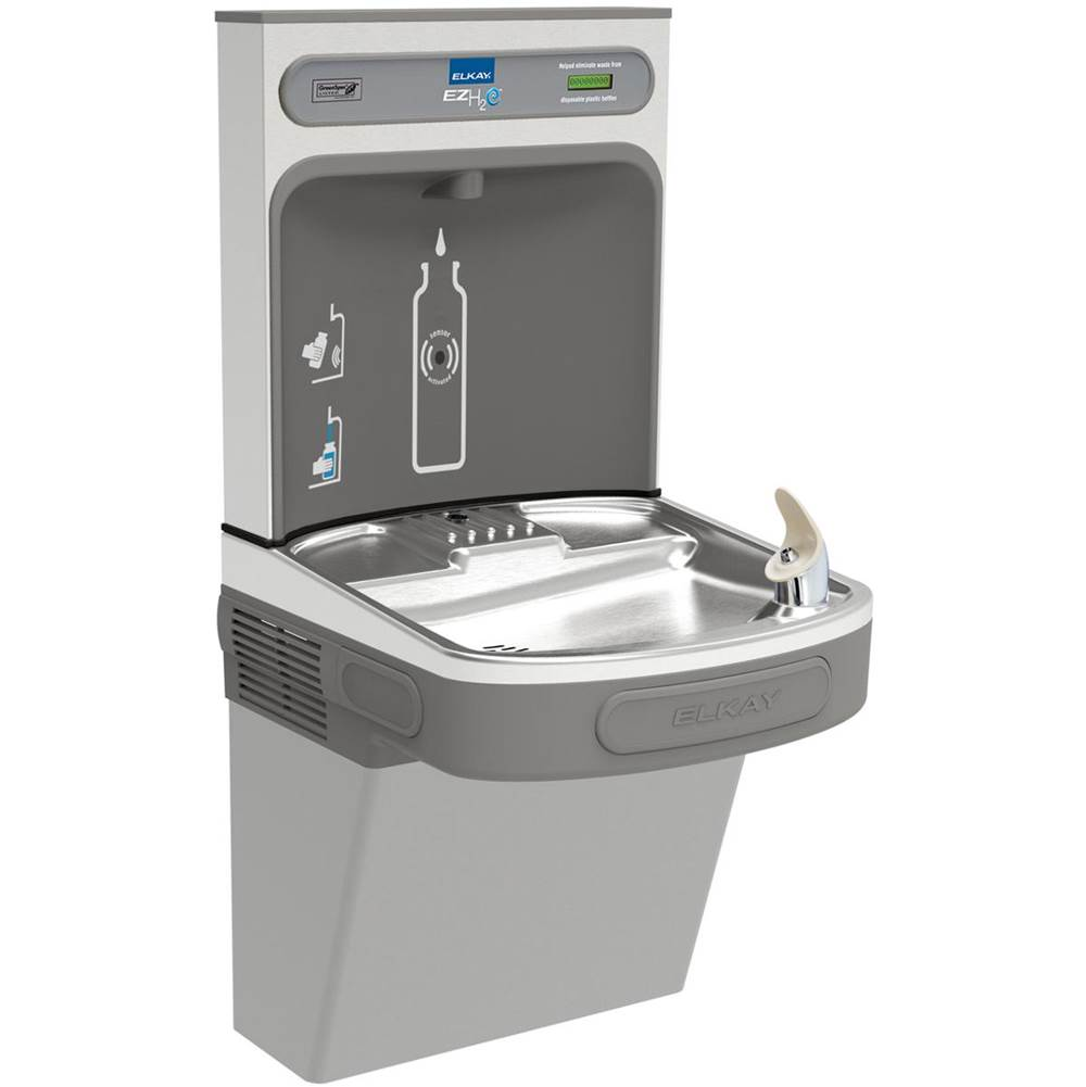 Elkay Wall Mount Drinking Fountains item EZS8WSLK