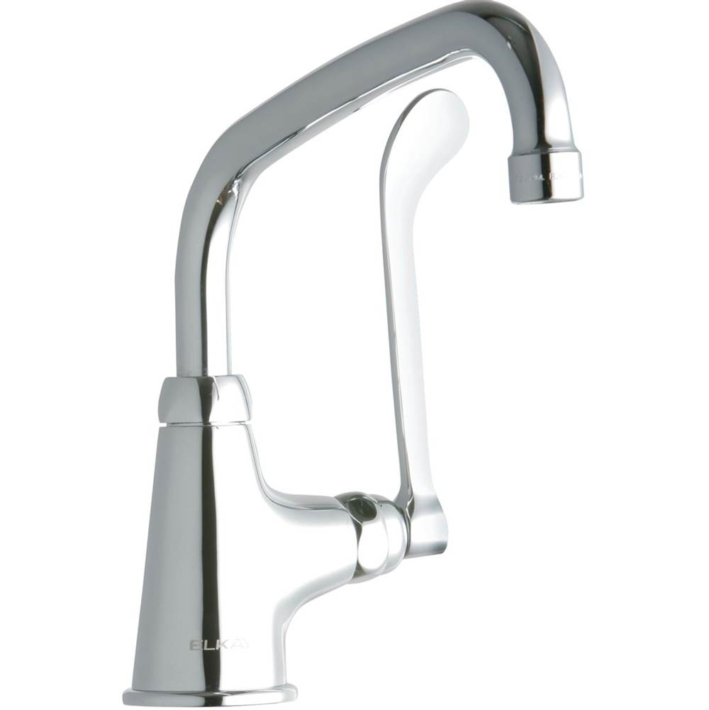 Elkay Single Hole Kitchen Faucets item LK535AT08T6