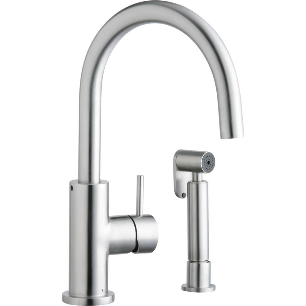 Elkay Kitchen Faucets | The Elegant Kitchen and Bath - Indianapolis ...