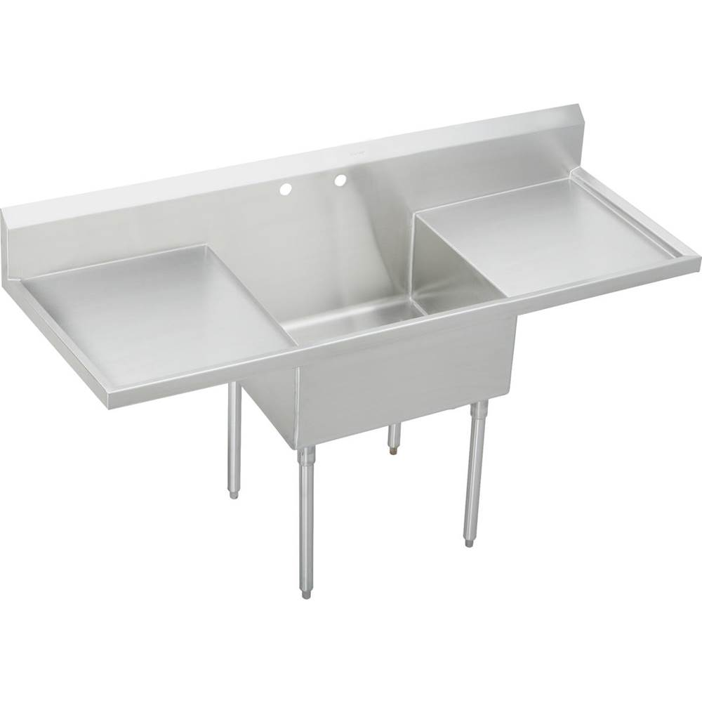 Elkay Console Laundry And Utility Sinks item WNSF8136LROF1