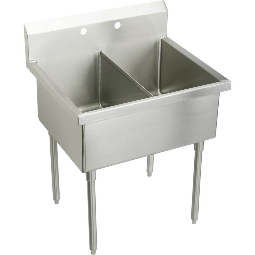 Elkay Console Laundry And Utility Sinks item WNSF8236OF4