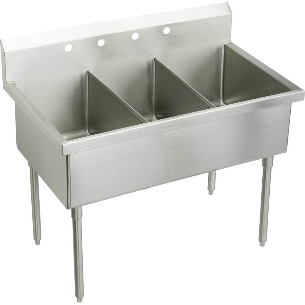 Elkay Console Laundry And Utility Sinks item WNSF83454