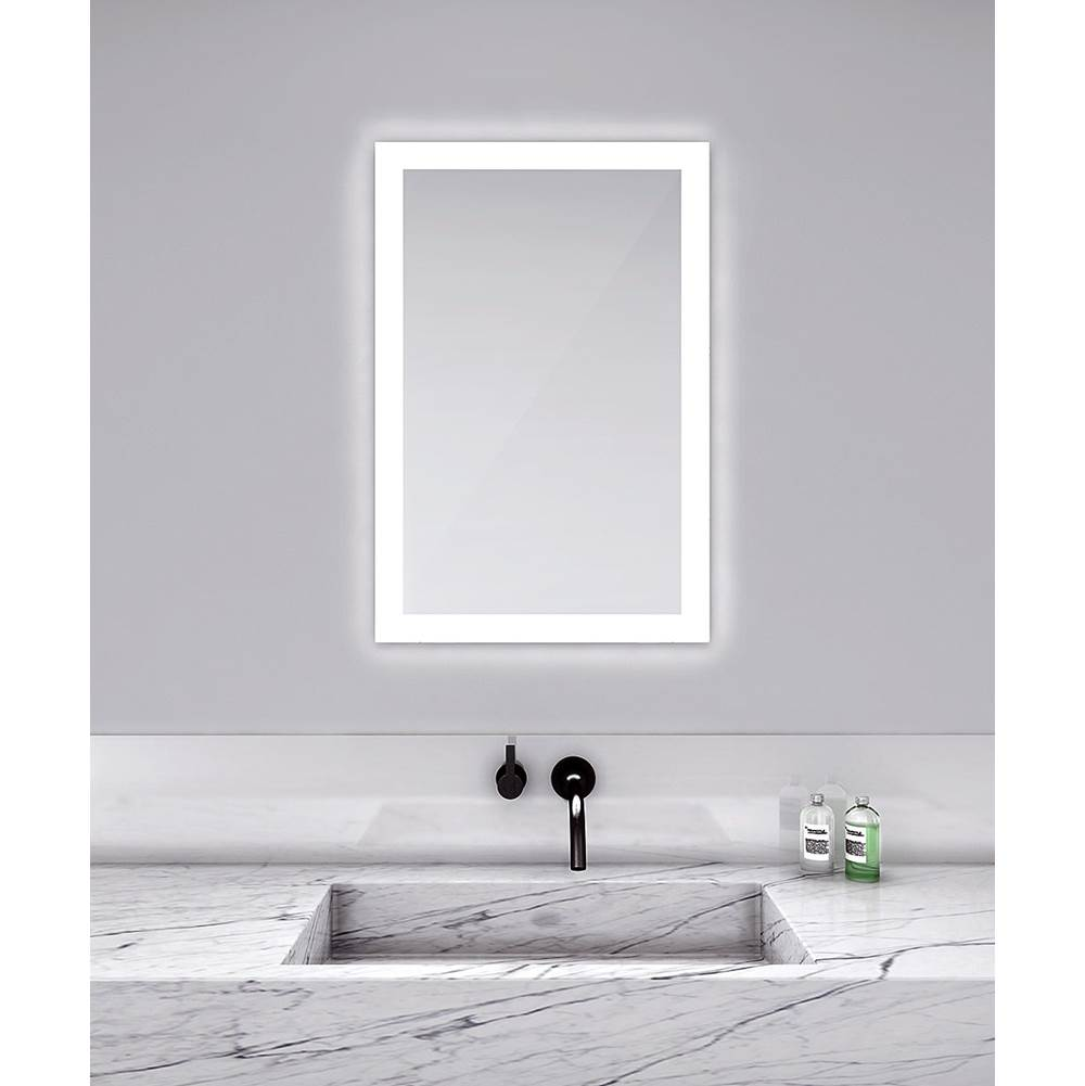 Electric Mirror Rectangle Mirrors item SIL2436