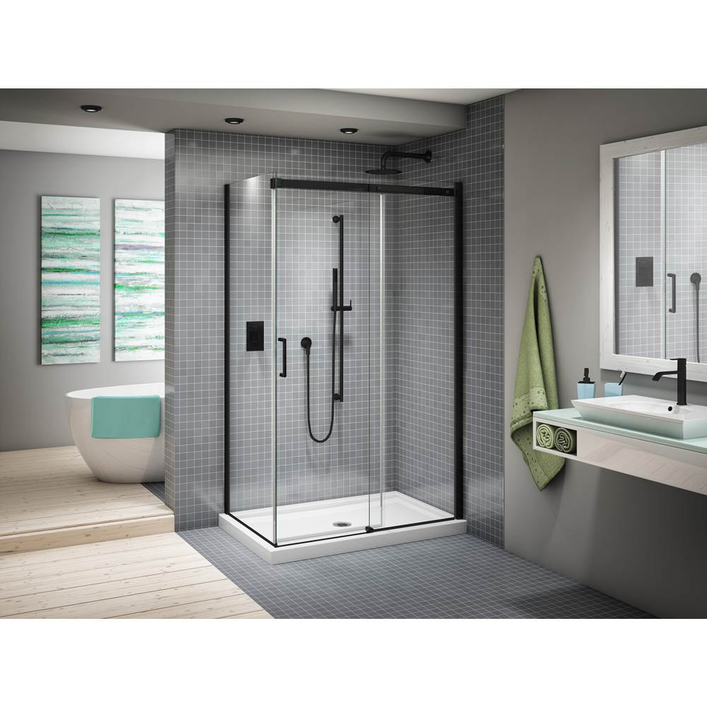 Fleurco Sliding Shower Doors item NAP5434-33-40