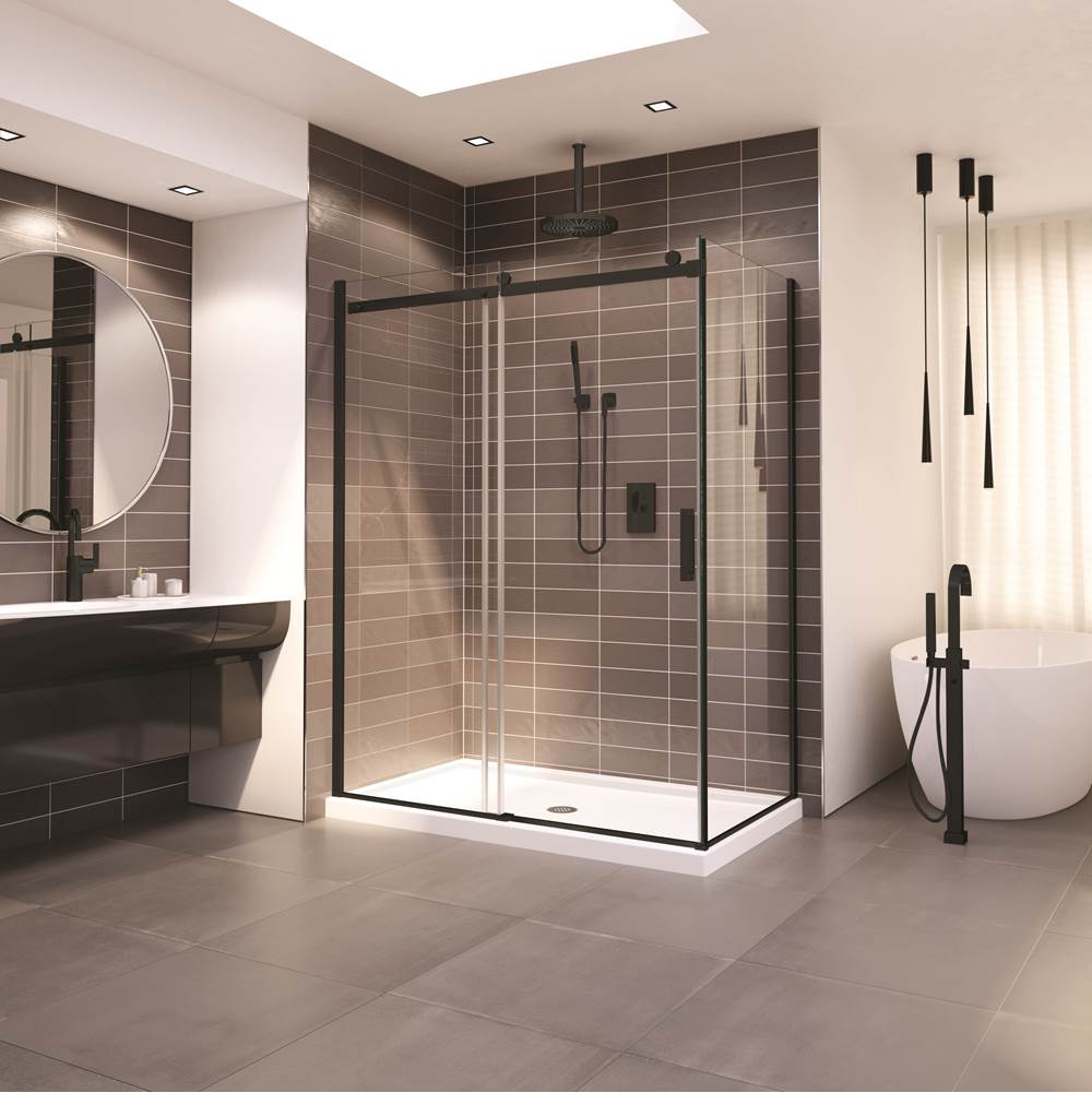 Fleurco Sliding Shower Doors item NHR24842-33-40R-79