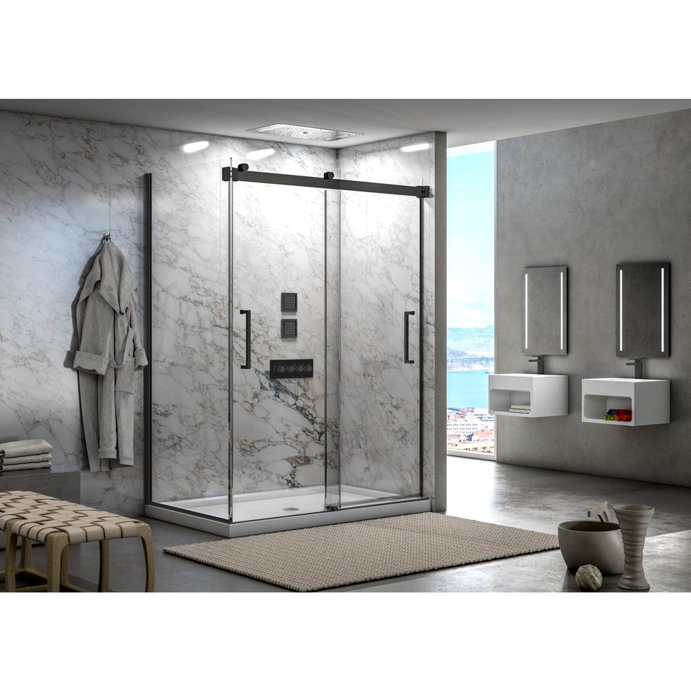 Fleurco Sliding Shower Doors item NM24832-33-40-79