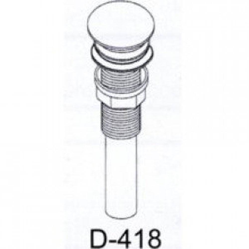 Fairmont Designs Sink Drains Sink Parts item D-418-BN