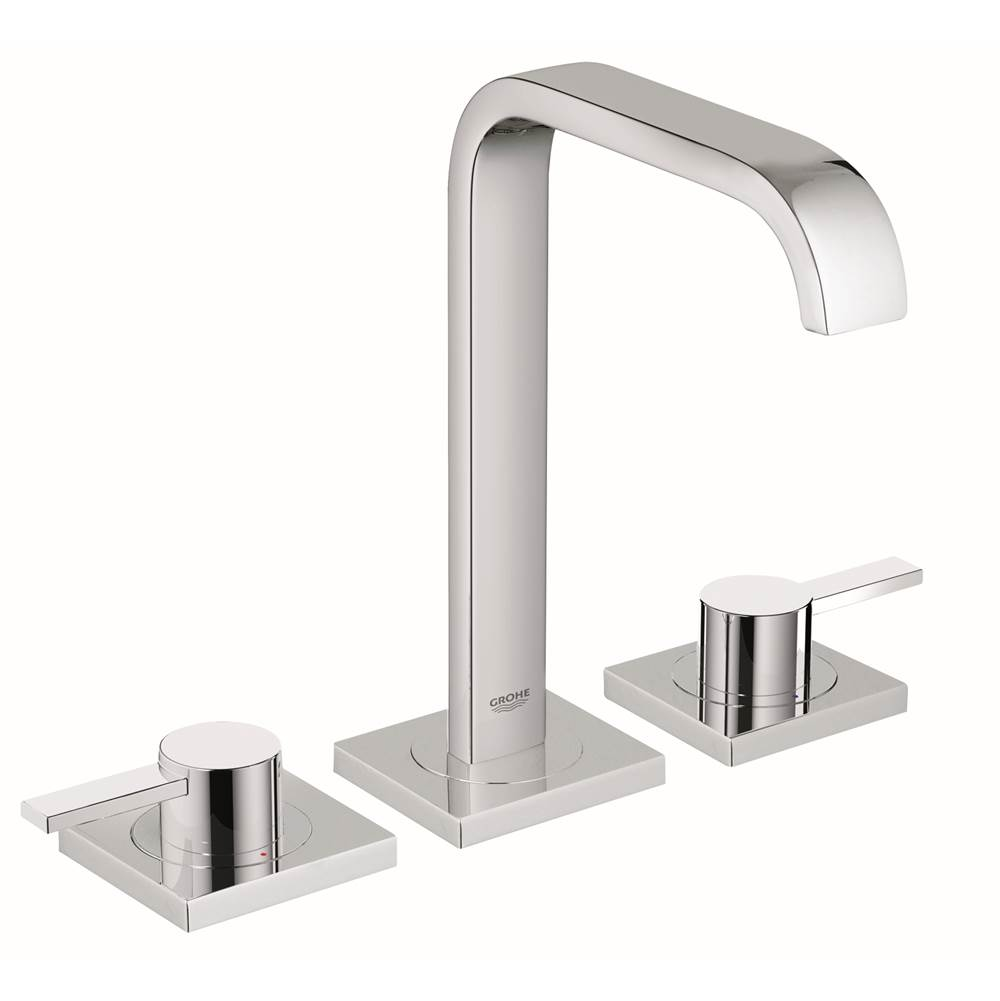 Grohe Faucets Bathroom Sink Faucets Widespread | The Elegant Kitchen ...