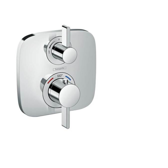 Hansgrohe Thermostatic Valve Trims With Integrated Diverter Shower Faucet Trims item 15708001