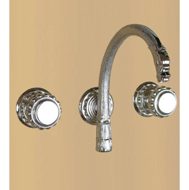Herbeau Wall Mounted Bathroom Sink Faucets item 220753