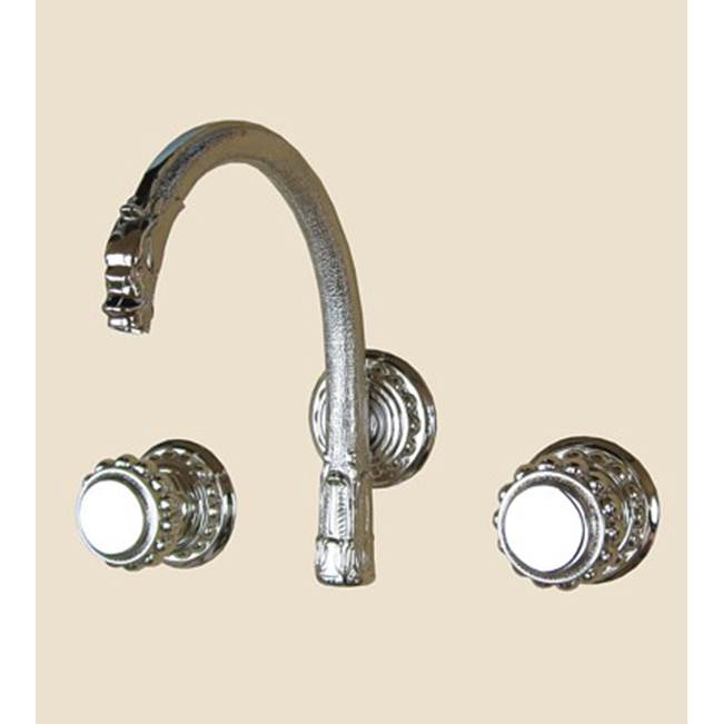Herbeau Wall Mounted Bathroom Sink Faucets item 220853