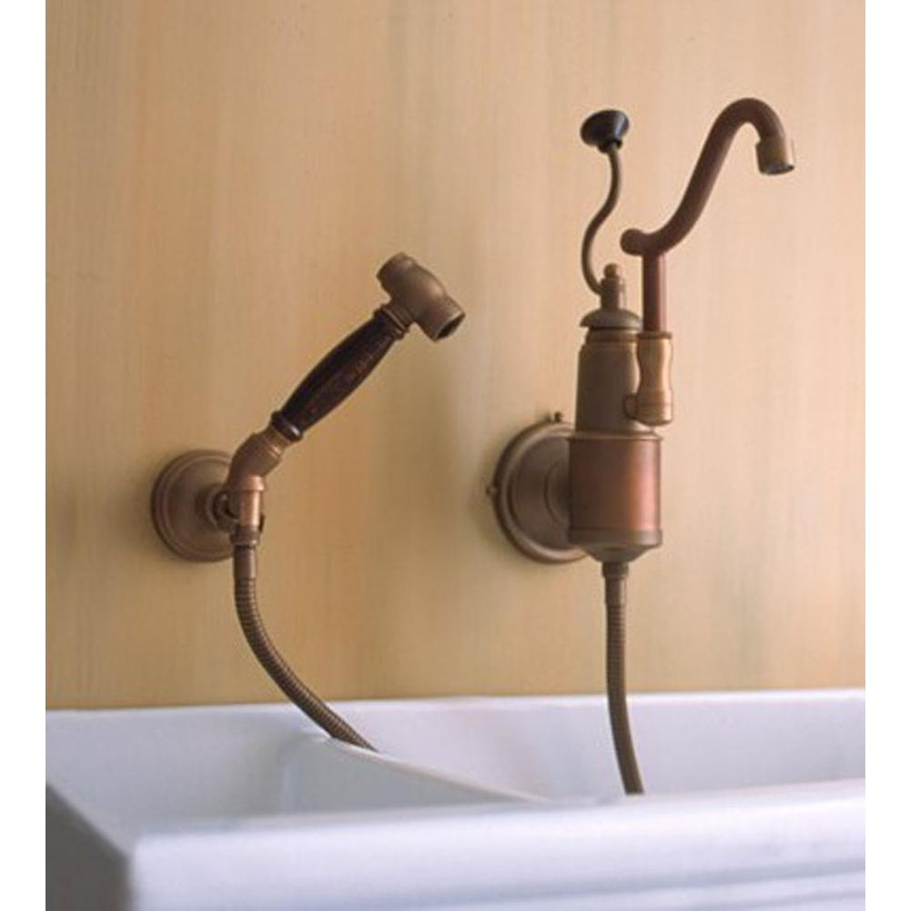 Faucets Kitchen Faucets Copper Tones | The Elegant Kitchen and ...